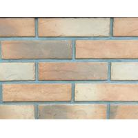 3D12-1 Type Veneer Brick Wall , Changable Color Indoor Brick Veneer ISO9001 2008 Manufactures