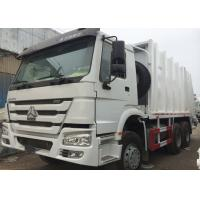 SINOTRUK Compressed Refuse Collection Trucks 15-16 CBM 290HP ZZ1167M4611 Manufactures