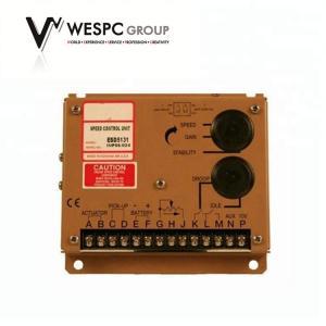 12 - 32V DC Generator Governor Speed Control For Electronic 1K-7.5K HZ Speed Range Manufactures