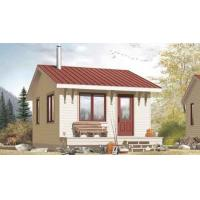 China Cyclone Proof Prefab Shipping Container Homes , IBC Modern Prefab Homes on sale