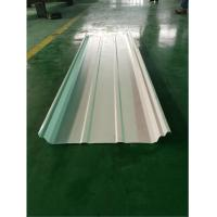 0.6 - 0.8mm Standing Seam Roof Panel Roll Forming Machine fix in 40GP Container Manufactures