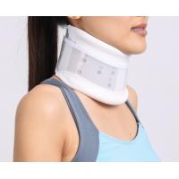 Rigid Hard Cervical Collar With Support medical hard cervical collar Manufactures