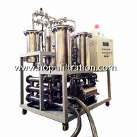 Frying  Oil Purification Plant, Cooking oil decolorization System, Waste Restaurant Oil Purifier ,factory sale Manufactures