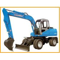 Buy cheap 0.4m3 WYL125 Wheel Excavator from wholesalers