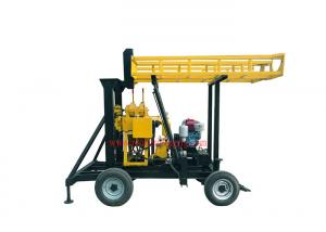 600m Borehole Hydraulic Water Well Drilling Rig Manufactures