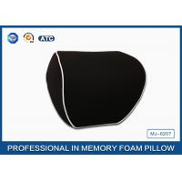 China Luxury Memory Foam Contour Car Neck Pillow for Relieving Pain in Car Seat on sale