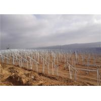 Photovoltaic customized professional design Solar Panel Ground Mounting System Manufactures