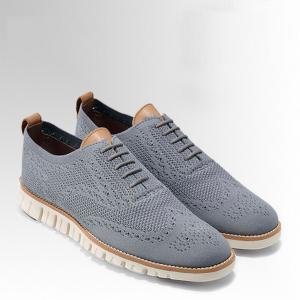 Cheap Men'S Stitchlite Wingtip Oxford Mens Casual Dress Shoes Comfortable Sneaker Shoes for sale