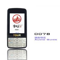 Black Tour Guide Audio System 007B Automatic Induction Audio Guide Device