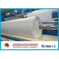 Cheap Needlepunch Non Woven Roll With Viscose&Polyester / ES / PP, 40~1200GSM for sale