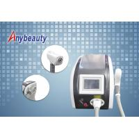 Buy cheap 500w Multifunction Laser Tattoo Removal Machine 1- 6hz 130mm Screen from wholesalers