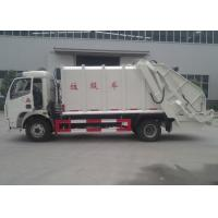 5CBM Compressed Garbage Compactor Truck Refuse Collection Vehicle Manufactures