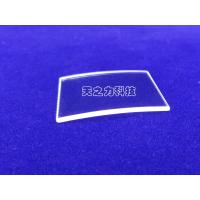Clear Transparent Sapphire Dial Window For Watch 85% - 99% Transmissivity Manufactures