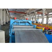 Color Customized Chain Drive Economic Cable Tray Roll Forming Machine Hydraulic Punching Manufactures