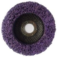 Quality 115 125 back, blue,purple strip-it strip and clean cup wheel for sale