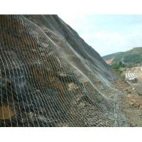 Tecco Wire Mesh steep slope stabilization Active SNS Rockfall Mesh Manufactures