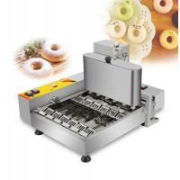 304 Stainless Steel Automatic Donut Making Machine 1080pcs/H Capacity Manufactures