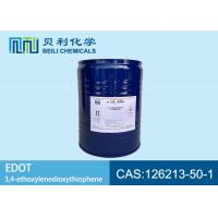 99.9% purity Electronic Grade Chemicals EDOT / EDT CAS 126213-50-1  near colorless to pale yellow liquid Manufactures