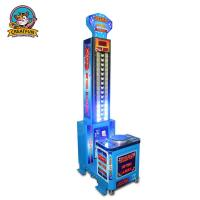 Buy cheap Simulated Boxing Type Ticket Redemption Machine Ticket Redemption Arcade Games from wholesalers