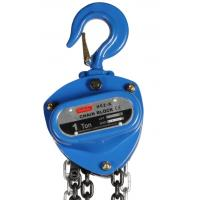 Cheap Alloy Steel Manual Chain Block Hoist , 3 M Chain Lifting Pulley Block 1 Ton for sale