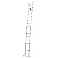 Rust Proof Foldable 5m Aluminium Telescopic Extension Ladder Manufactures