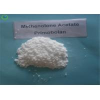 Primobolan Anabolic Steroid Powder Methenolone Acetate for Muscle Gain CAS 434-05-9 Manufactures