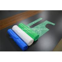 White Disposable Aprons On A Roll Medical Disposable Colored Hygiene PE Aprons Manufactures