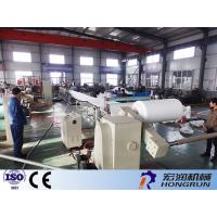 90-100kg/H Foam Making Machine , Packaging Material Sheet Extrusion Machine Manufactures