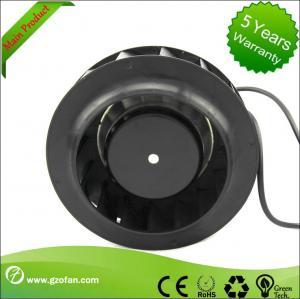 High Efficiency 24V DC Centrifugal Fan / Industrial Ventilation Fans 2500RPM Manufactures