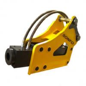 China New wheel excavator attachment sooson drill machine hydraulic hammer rock breaker price on sale