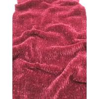 China soft hand feel with stiff tension chunky to fine gauge Chenille yarn for knitting sweater gloves hats on sale