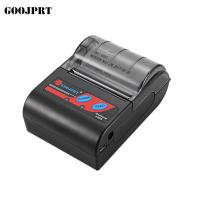 Vehicle Data Recorder Portable Bluetooth Printer Roll Diameter 40mm Free SDK Supplied Manufactures