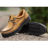 Classic Design Waterproof Comfortable Casual Shoes Binding Upper Platform Type Manufactures