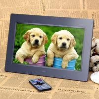 slim multi function LCD digital frame photo 10inch with sd usb Manufactures
