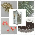 Cheap 2-8Mms Small Ball Seamless Softgel Encapsulation Machine Soft Gelatin Capsule drip ball Machine for sale