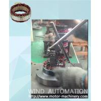 How to wave wind a stator coil Automotive alternator estatores production machine Manufactures