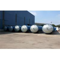 Stainless Steel Aerated Cement Autoclave Block Plant Aluminum Powder Brick Manufactures