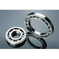 China P5 / P6 Deep Groove Ball Bearings , Single Row Ball Bearings 6300 series 6301 / 6302 / 6304 on sale
