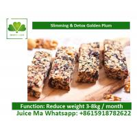 Cheap Anti Cellulite Weight Loss Diet Bars , Botanical Natural Healthy Weight Loss Snacks for sale