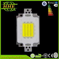 High Lumens 20v - 22v 1050mA red high power LED module 30w 620nm - 630nm Manufactures