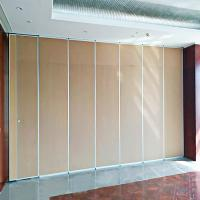 Buy cheap Sound Proof Hanging System Aluminum Folding Sliding Doors for Restaurant from wholesalers