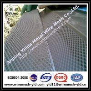 colorful aluminum expanded metal gutter guard,gutter mesh Manufactures