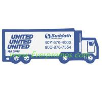 Tractor Trailer Shaped Magnet Manufactures