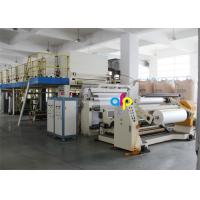 Double Side Corona Treated Thermal Laminate Roll , Spot UV Varnish Thermal Film Manufactures