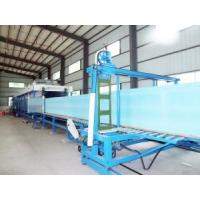 Continuously Sponge Production Line , Automatic Foam Mattress Making Machine Manufactures