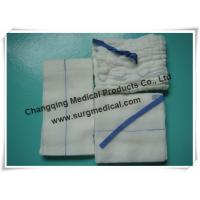 Buy cheap Absorbent Surgery MedicalGauze Laparotomy Sponges Excelllet for Fluid Bleeding Control from wholesalers
