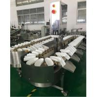 China Sea Food Industrial 8 Grade Weight Sorting Conveyor Online Check Weigher 220 V on sale