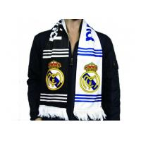 Acrylic Winter Fan Scarf Knitted 150*20cm For World Cup Football Fans Club Manufactures