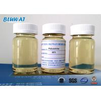 50% Content Polyamine Coagulant Water Purifying Chemicals Equivalent to Hyfloc Lt Series Manufactures