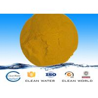Poly Ferric Sulphate Popular Water purification material Solid PFS yellow chemical Manufactures